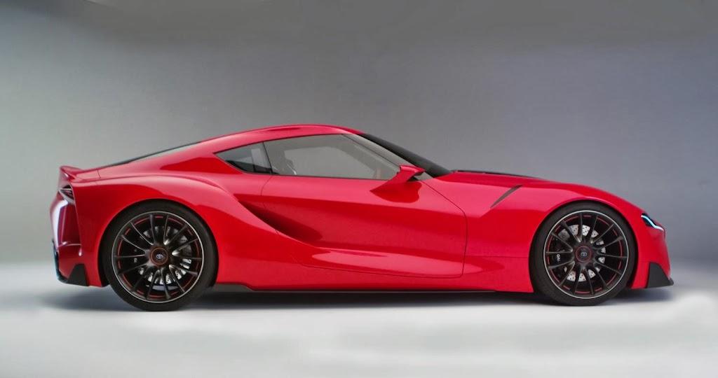 Toyota FT-1 Concept 9