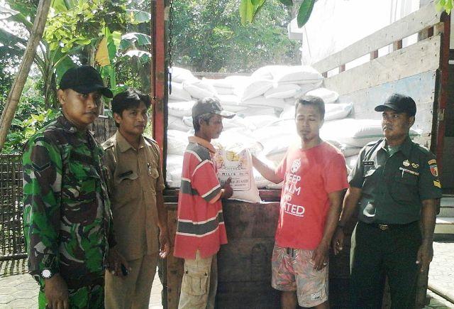 TNI kawal pendistribusian pupuk ke petani