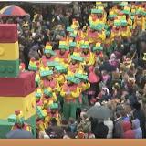 Sittard, NL Carnival Parade