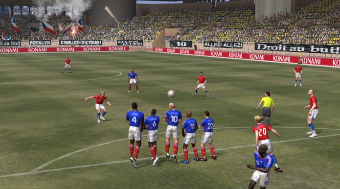Pro Evolution Soccer 6 Free Download PC Game Full Version