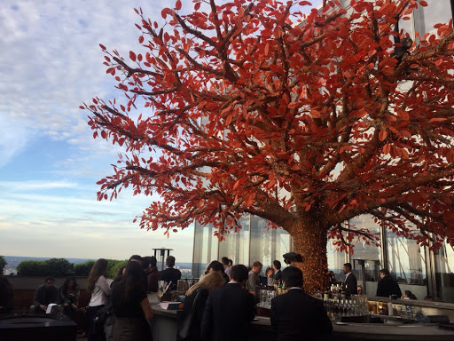London rooftop restaurants review : Madison and Sushisamba