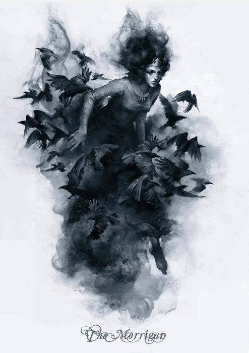 Dark Morrigan, Night Magic