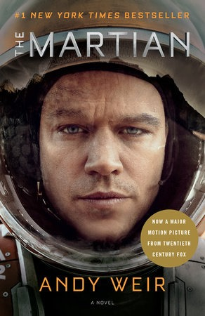 The Martian – cover van de filmversie