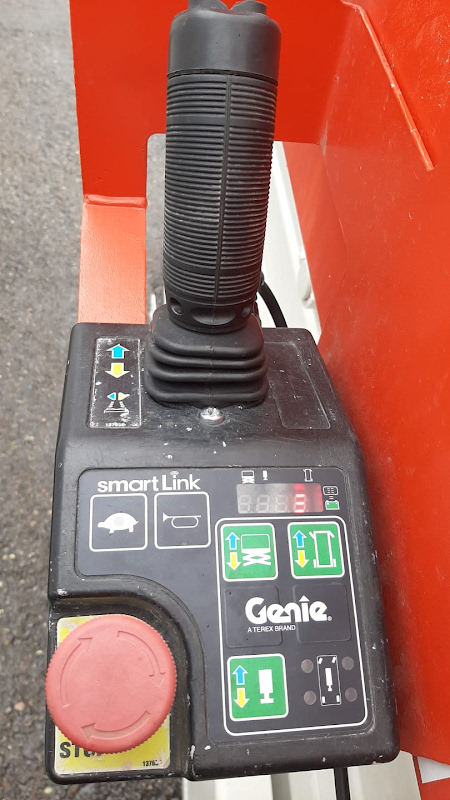 Picture of a GENIE GS-3232