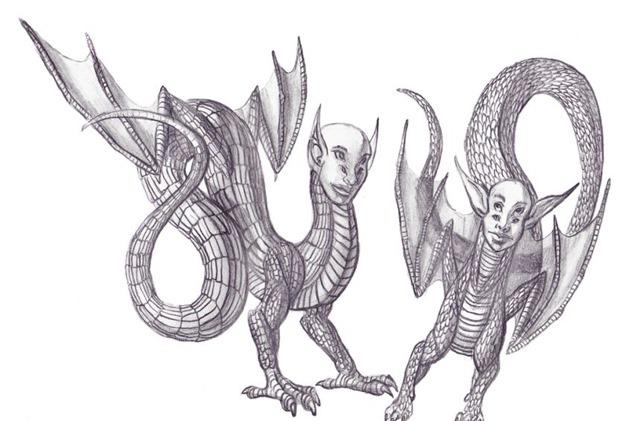 Top 10 provas de répteis Extraterrestres entre nós 05