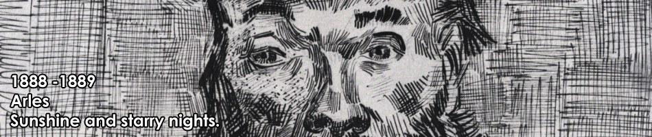 Vincent van Gogh Drawings from Arles, 1888-1889