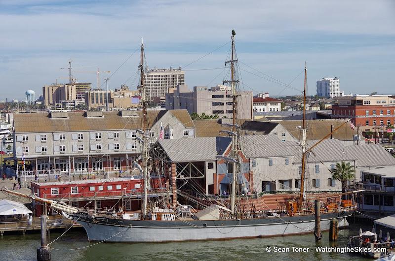 12-29-13 Western Caribbean Cruise - Day 1 - Galveston, TX - IMGP0662.JPG