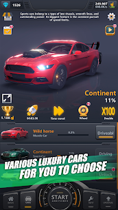 Idle Assemble Car MOD (Unlimited Diamonds) 4