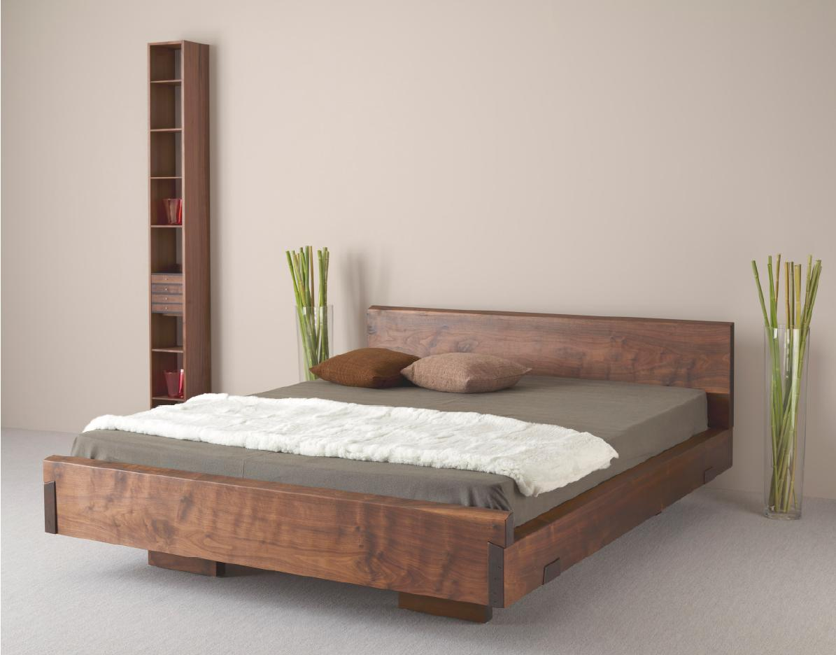 Timber night a beleza da madeira maci a wood second chance - Modelo de camas ...