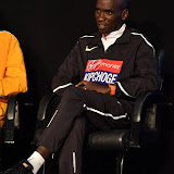 OIC - ENTSIMAGES.COM - Eliud Kipchoge at the  Virgin Money London Marathon Press Conference Tower bridge London 20th April 2016 Photo Mobis Photos/OIC 0203 174 1069
