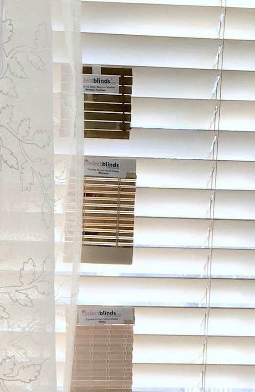 Kitchen Bay Window Makeover with Bamboo Shades via homework (5)