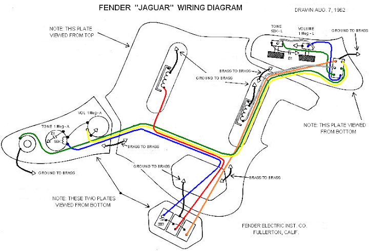 jaguardf8 jaguar wiring diagram help offsetguitars com fender jaguar hh wiring diagram at mifinder.co