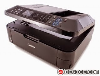 pic 1 - how you can get Canon PIXMA MX420 lazer printer driver