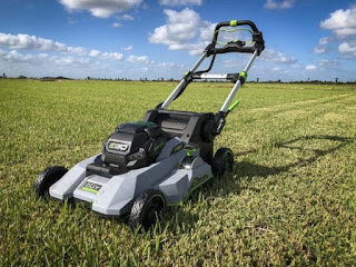 How repowering golf course mowers saves money