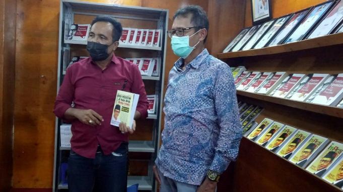 Irwan Prayitno Corner Hadir di Perpustakaan Daerah Provinsi Sumatera Barat