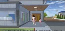 ID Rumah Biju Mike Di Sakura School Simulator Dapatkan Disini