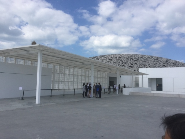 Architecture student 39 s corner louvre abu dhabi by jean nouvel for Architecture firms for internship in india