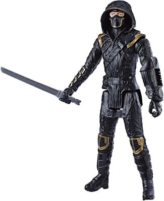 "Avengers Marvel Endgame Titan Hero Series Ronin 12""-Scale Super Hero Action Figure Toy with Titan Hero Power Fx Port"