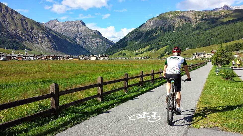 Livigno bike