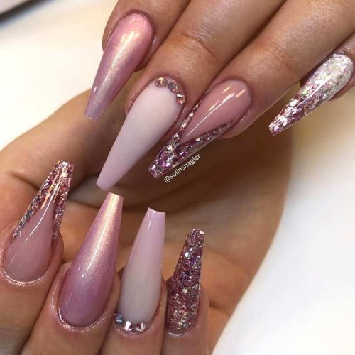 Latest Prom Nails Designs For This Summer 4