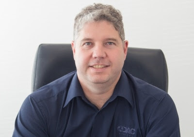 Chris Willemse, CEO of DAC Systems.