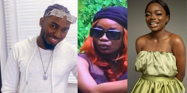 """""""Arin and aggressive kissing"""" – Reactions as she kisses Jaypaul (Video)"""
