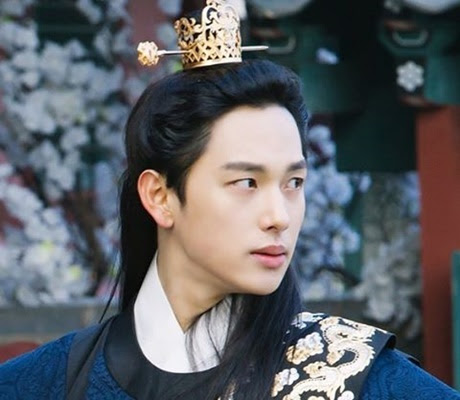 The king loves Lim Siwan