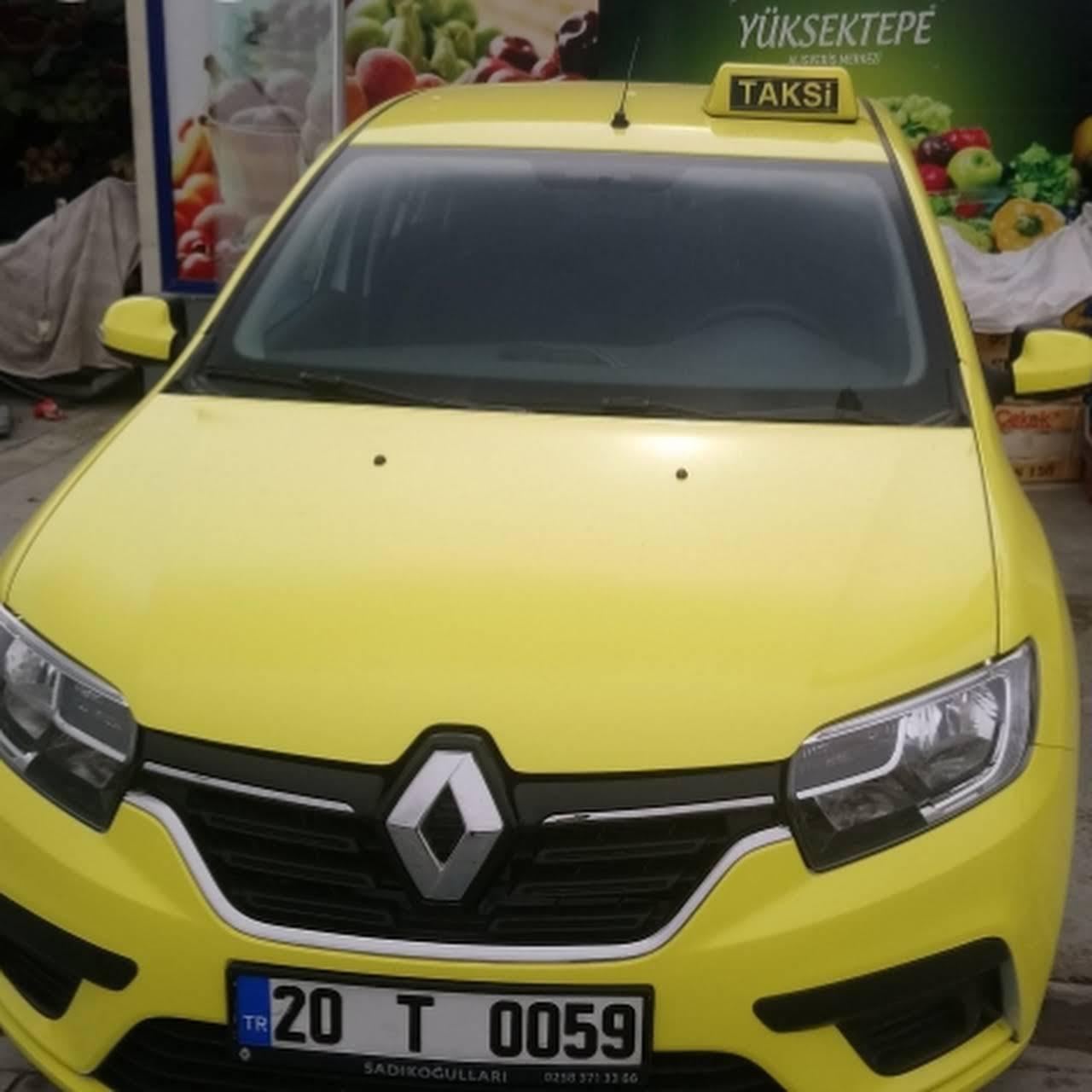 Taksi Bagbasi Yuksektepe Taksi Duragi