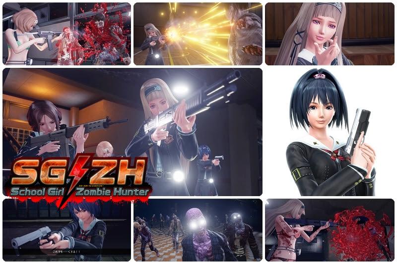 [SG/ZH] เกมใหม่จากโลกทัศน์ของ Onechanbara!!
