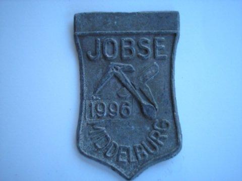 Naam: JobsePlaats: MiddelburgJaartal: 1996