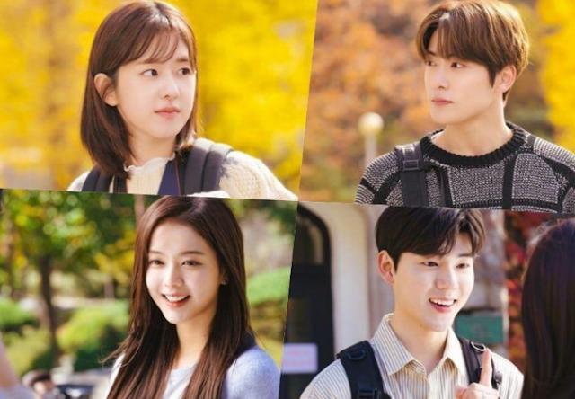 Park Hye Soo Dalam Drama Dear.M