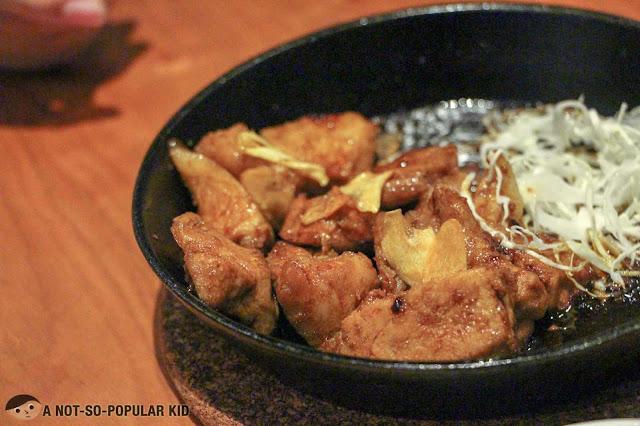 Mini Chopped Tonteki of Tokyo Tonteki