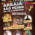 Confira as atrações do Arraiá São Pedro da Vila Operária dias 01 e 02 de Julho em Ruy Barbosa.