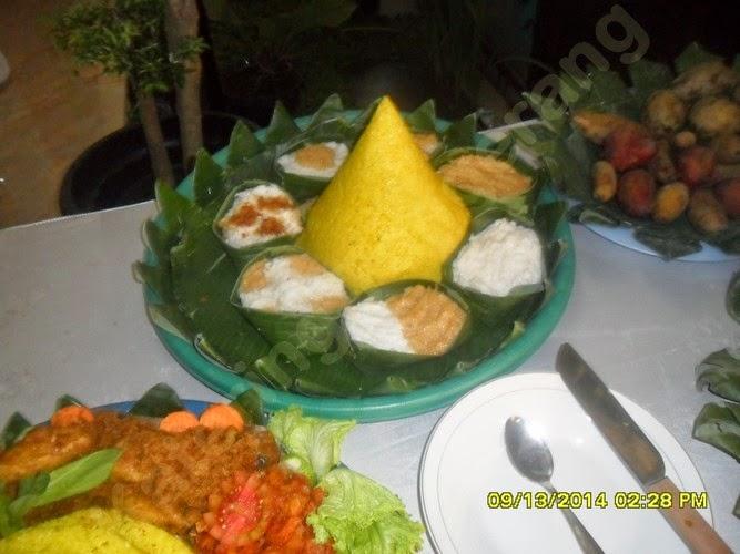 Nasi Tumpeng Gundul-Tangerang