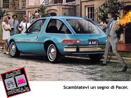AMC Pacer - autodimerda.it