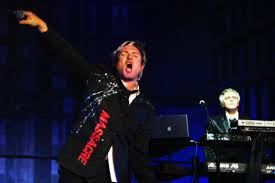 Simon Le Bon Frontman Duran Duran Band
