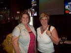 Krista Moffett and Stephanie Storey