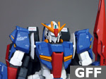 Anti Earth Union Group (AEUG) MSZ-006 Zeta Gundam