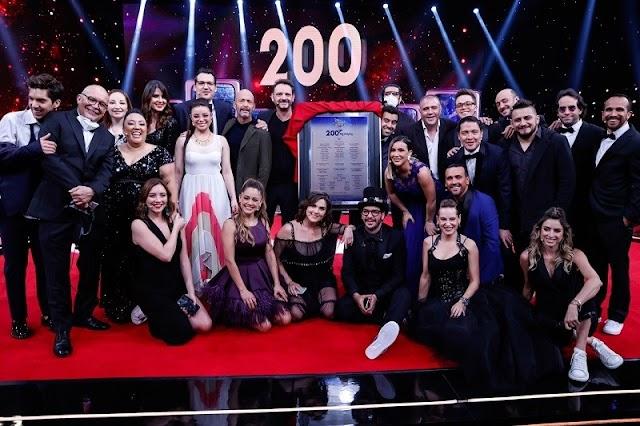 Me Caigo de Risa celebra 200 emisiones