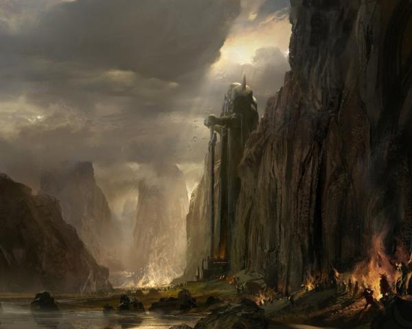 Gates Of Wrath, Magick Lands 3