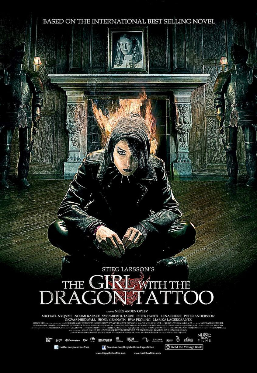 David Fincher39s THE GIRL WITH THE DRAGON TATTOO Set in Sweden