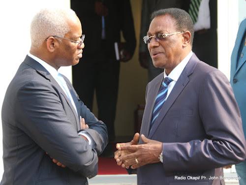 Rencontre entre homme de lubumbashi