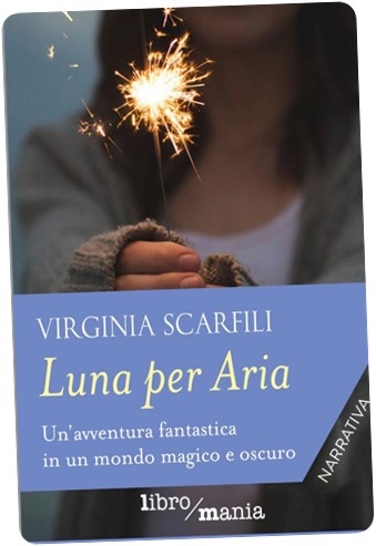LUNA PER ARIA COVER