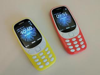The new Nokia 3310 classic