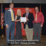Fall 2016 Scholarship Ceremony - Houston%2BGunter%2BEndowed%2BScholarship%2B-%2BHannah%2BKincheloe.jpg