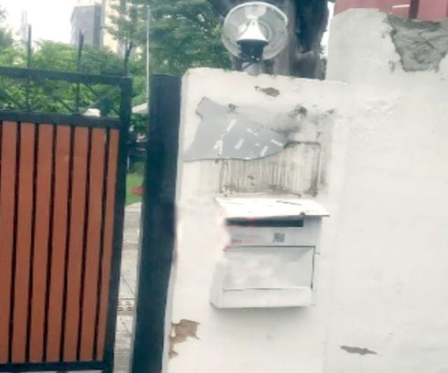 یو پی الیکشن سے قبل دہلی میں اسداویسی کے مکان پر ہندو سینا کا حملہ