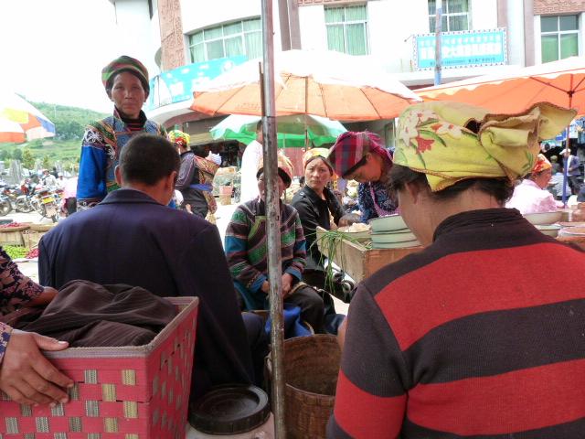 CHINE SICHUAN.XI CHANG ET MINORITE YI, à 1 heure de route de la ville - 1sichuan%2B917.JPG