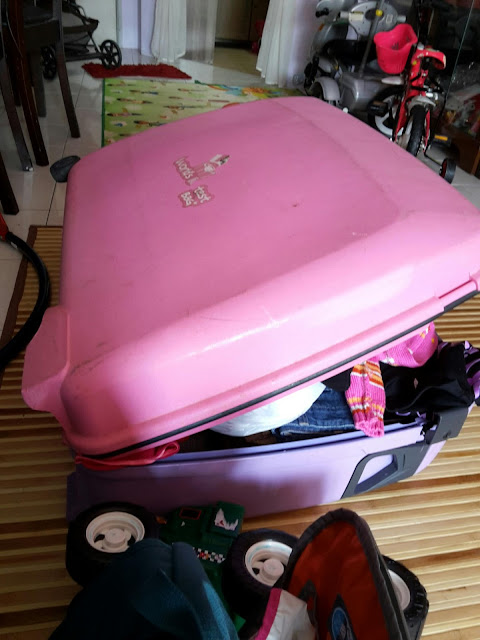 Beg Balik Kampung Untuk Hari Raya