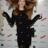 OIC - ENTSIMAGES.COM - Becky Hill at the March of The Mods - book launch party  London 11th February 2015