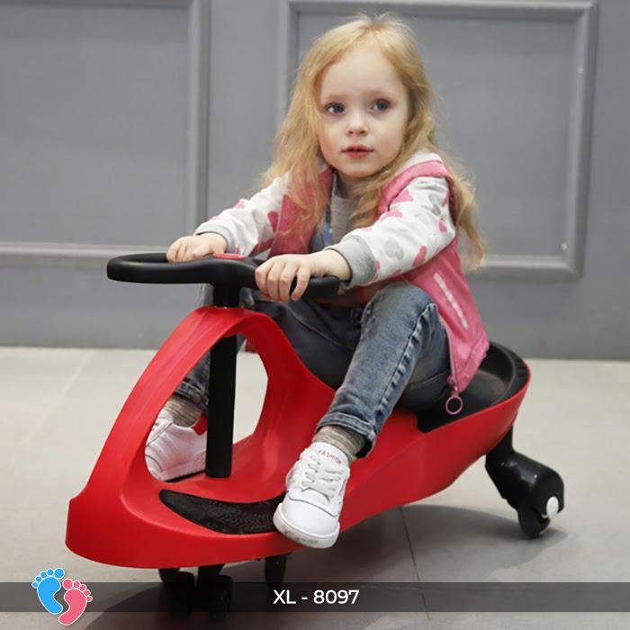 Xe lắc tay trẻ em 8097 1
